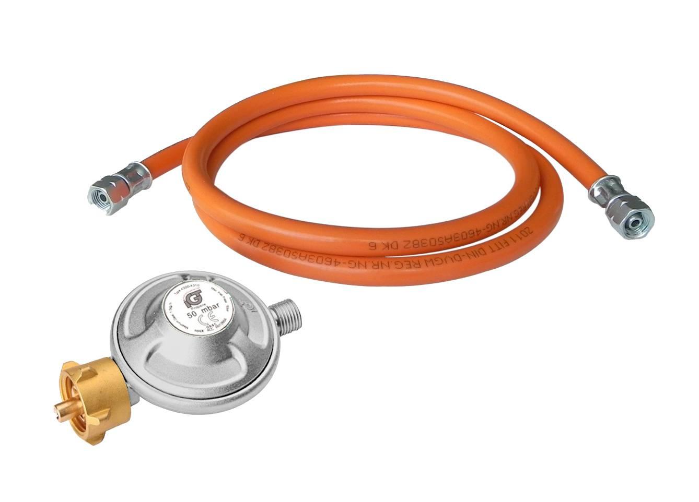 Gimeg-gasdrukregelaarset-50mb-150cm Y0080027,Y0080024