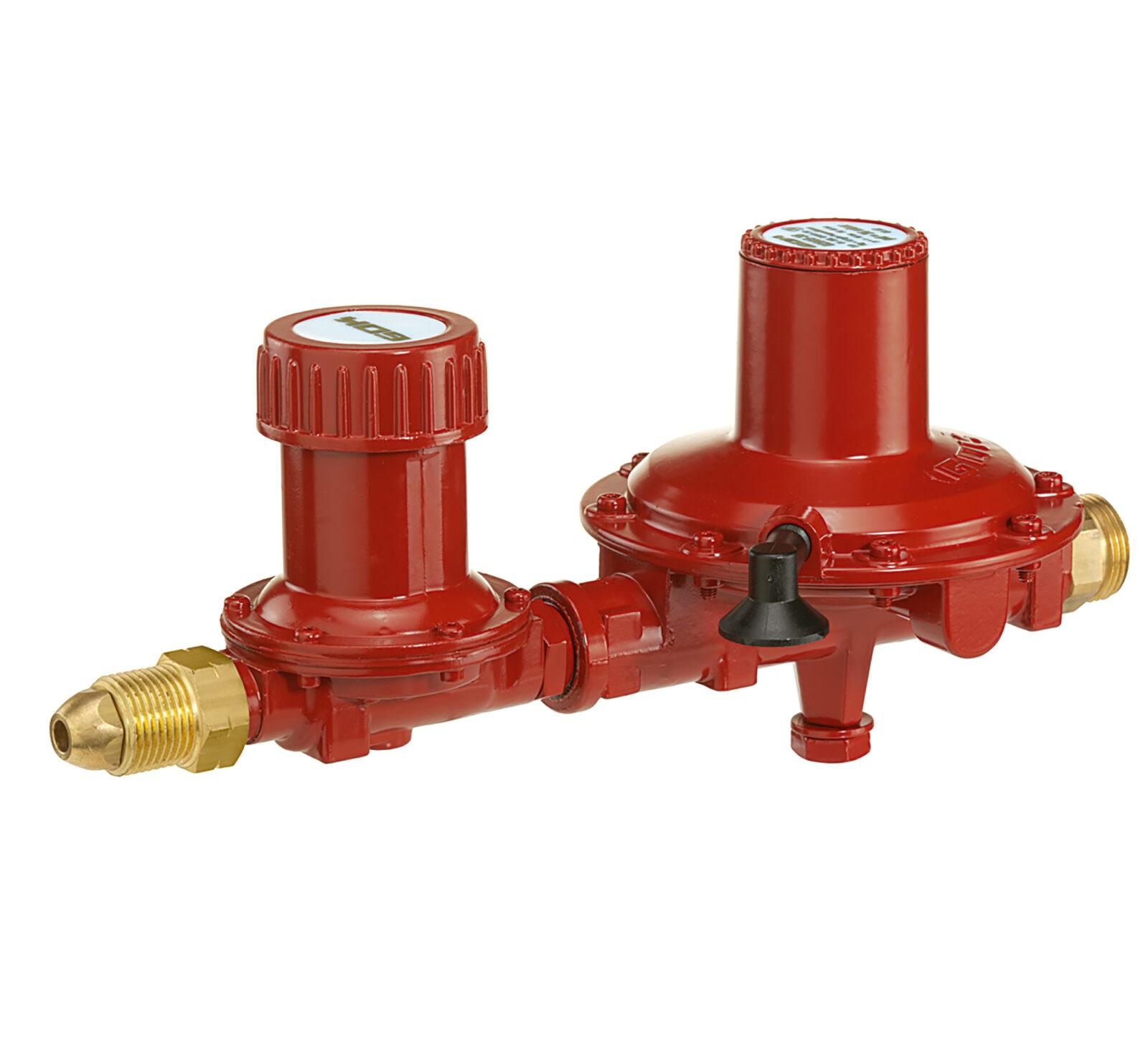 Регулятор давления газа GOK 12кг/час 37-50мбар POLxIG G1/2 ПСК